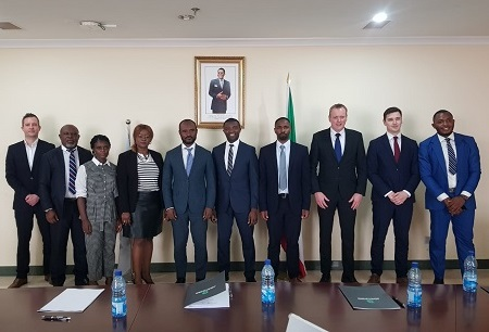GEPETROL AND GLOTECH MARINE Sign a Joint Venture for Oil and Gas Services in Equatorial Guinea